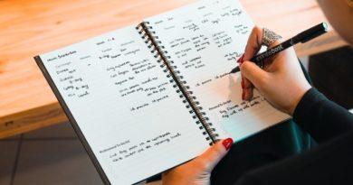 infinitebook planner 2020