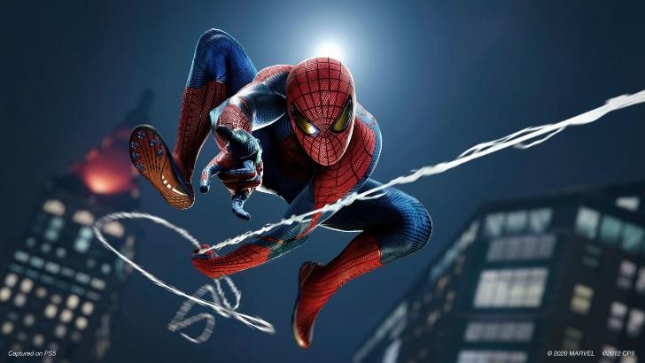 Marvel Spider-Man Remaster 1