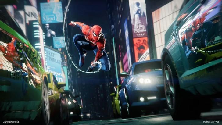 Marvel Spider-Man Remaster 3