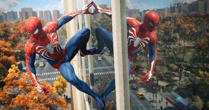 Marvel Spider-Man Remaster PlayStation 5