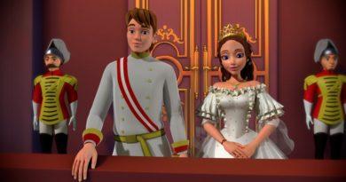 Canal Panda recebe Sissy, a Jovem Imperatriz
