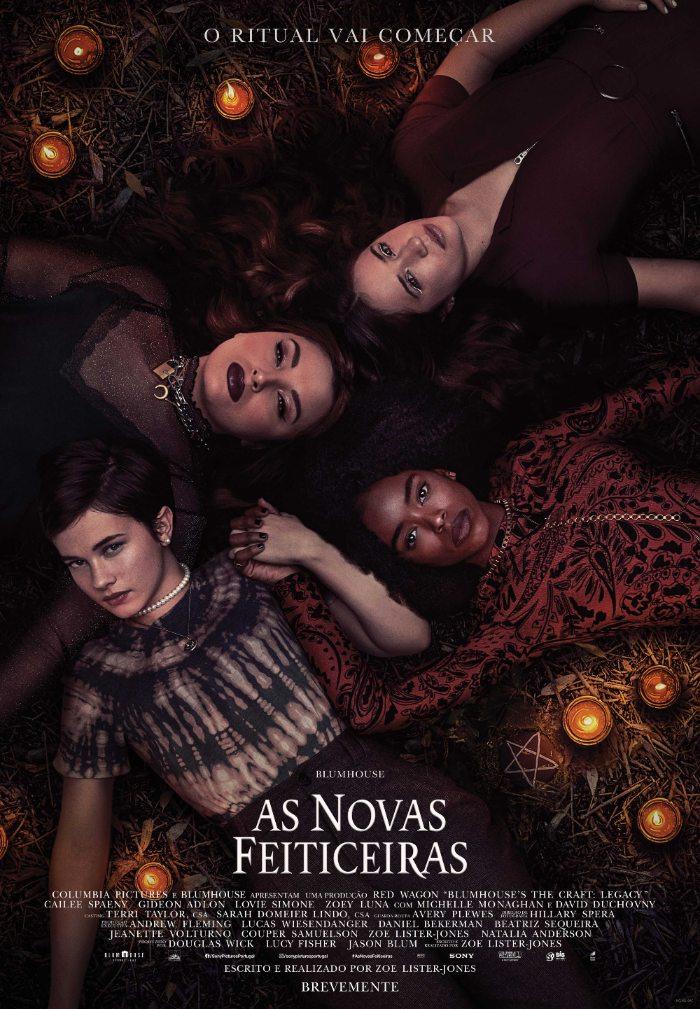 As Novas Feiticeiras poster pt