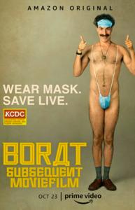 Borat Subsequent Moviefilm 2020