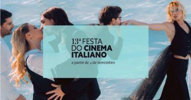 13ª Festa Cinema Italiano
