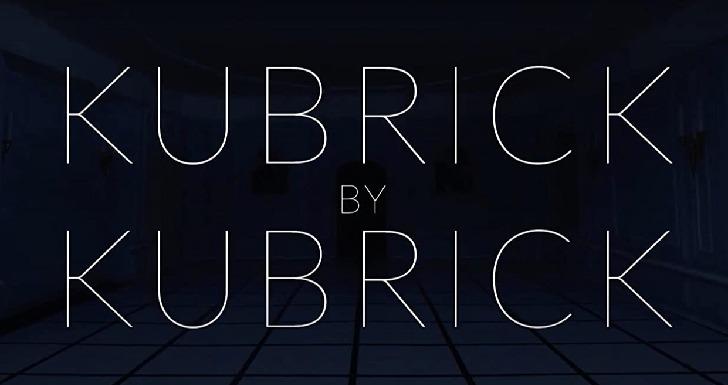 Kubrick By Kubrick DocLisboa