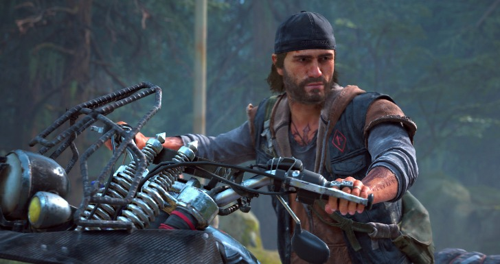 MHD days gone playstation now