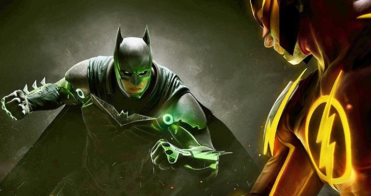 MHD Injustice 2 PlayStation Now