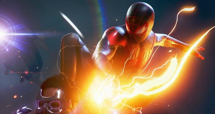 MHD spider man miles morales Spider-Man