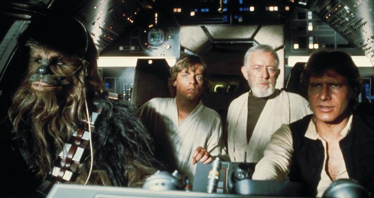 MHD Star Wars