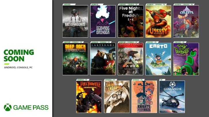 Xbox Game Pass – Next Gen