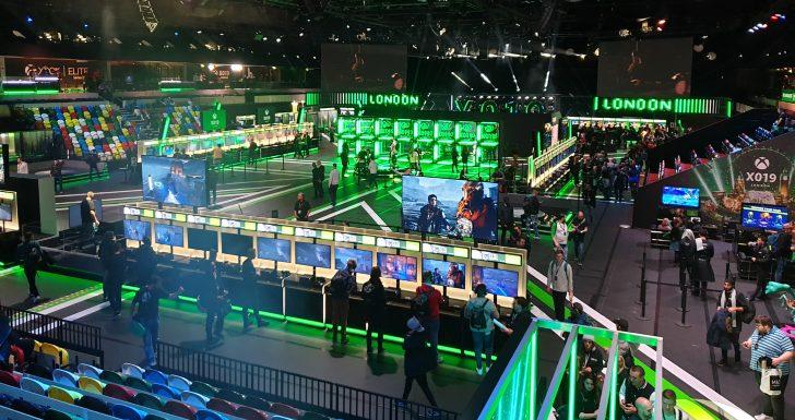 Xbox X019 Londres