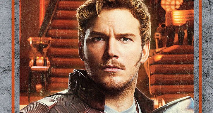 chris pratt marvel thor