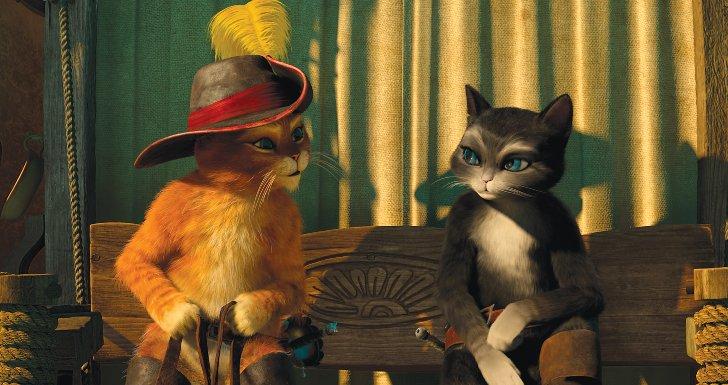 o gato das botas fox