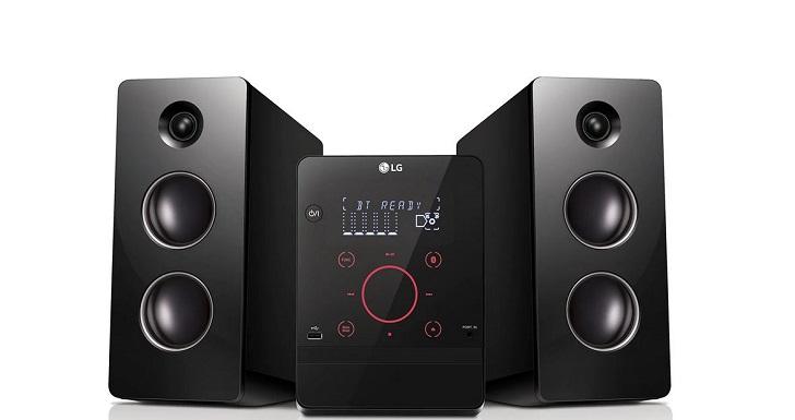 LG Micro Audio