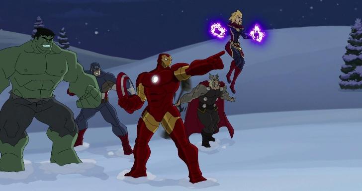 Marvel Disney Plus Disney+