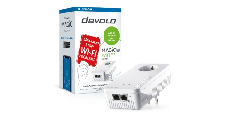 MHD devolo magic 2 1