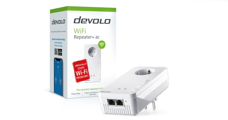 MHD Devolo Repeater