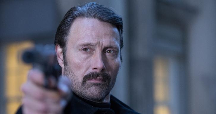 MHD Polar Netflix Mads Mikkelsen Warner Bros