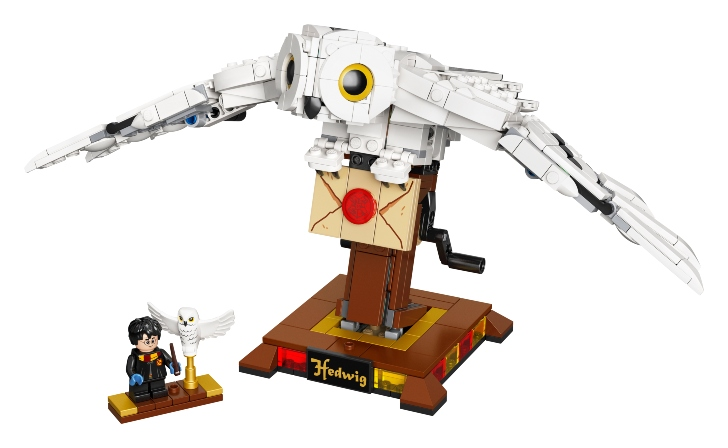 LEGO® Harry Potter™ - 75979 - Hedwig™