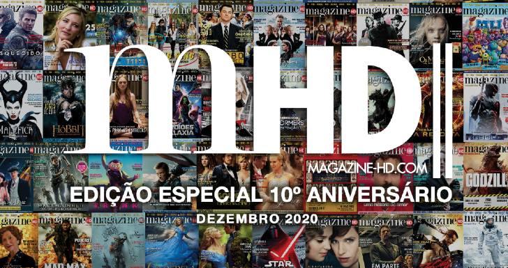 Capa 10 Aniversario mhd magazine hd