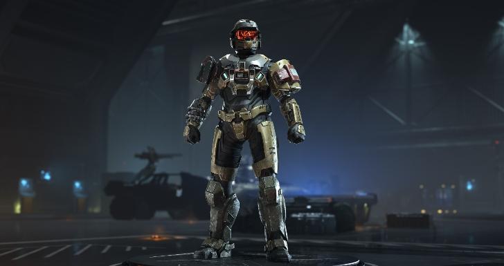 Halo Infinite Noble Armor