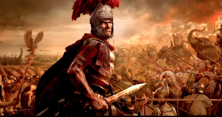 Total War Rome 2 gamer sapiens