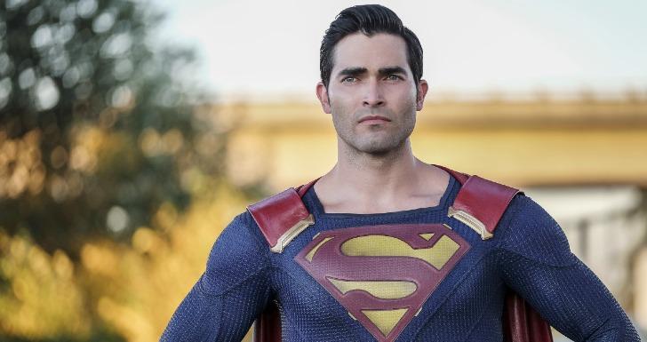 tyler hoechlin superman & lois