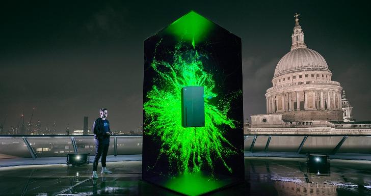 Xbox Series X|S Launch Londres