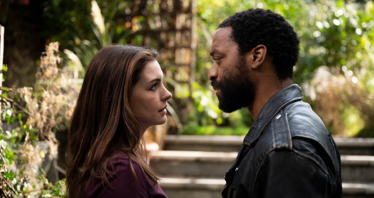 Anne Hathaway Chiwetel Ejiofor