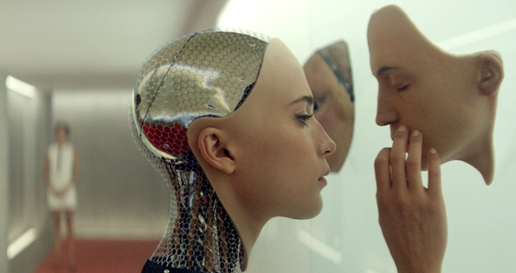 ex machina Alex Garland