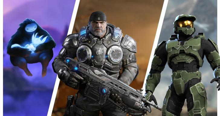 MHD Jogos Xbox One
