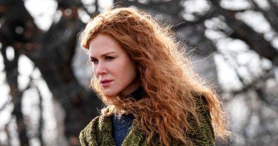 Nicole Kidman Undoing