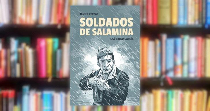 Soldados de Salamina - Novela Grafica