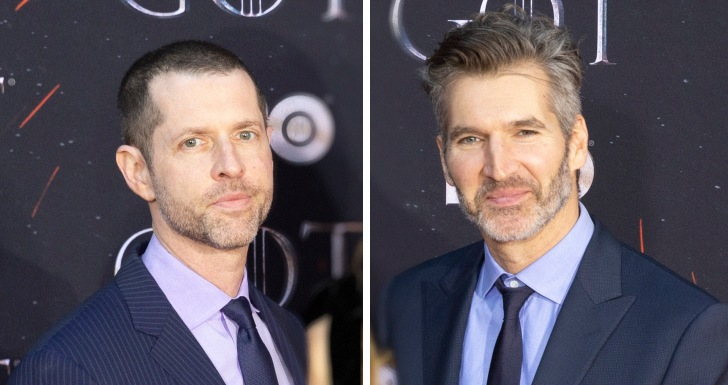David Benioff e D.B. Weiss Game of Thrones