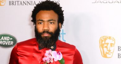 mr. and mrs. smith Donald Glover