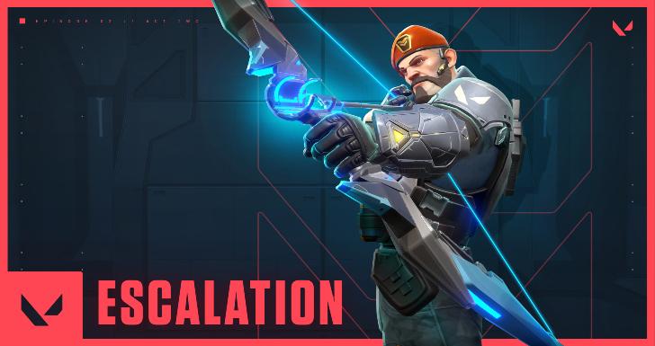 Valorant Escalation