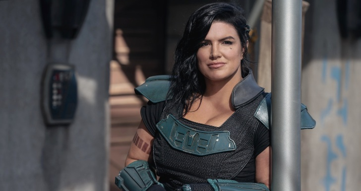 gina carano the mandalorian