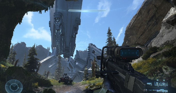 Halo Infinite FPS