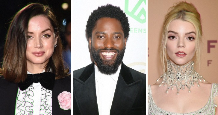 TIME john david washington anya taylor joy ana de armas