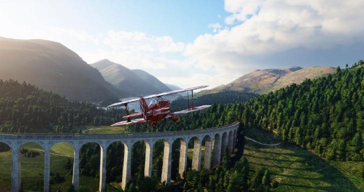 Microsoft Flight Simulator UK Ireland