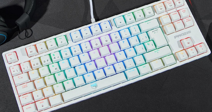 Prozis teclado