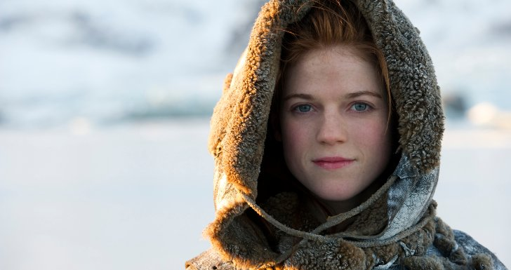 Rose Leslie em Game of Thrones © 2012 - HBO