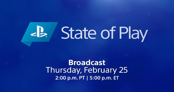 State Of Play PlayStation