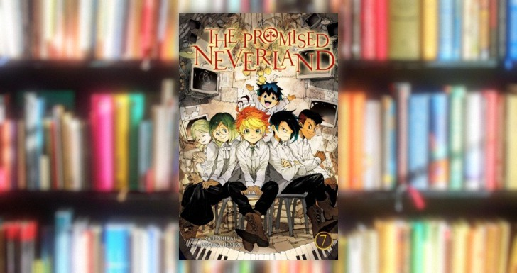 The Promised Neverland 07 Destaque
