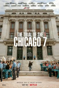 Poster the Trial of the Chicago 7