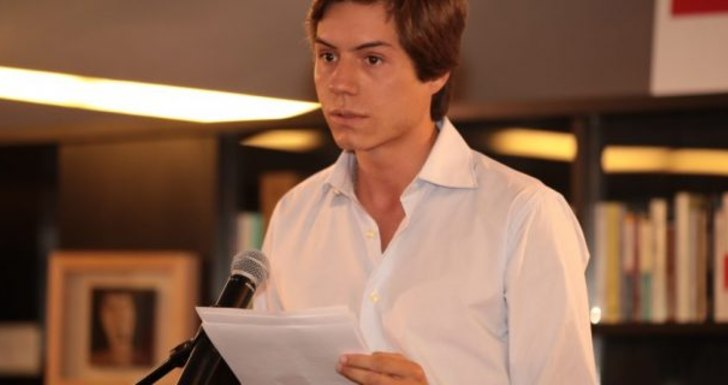 Afonso Reis Cabral venceu Prémio Literário José Saramago de 2019.