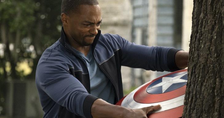 Falcon Winter Soldier Captain America
