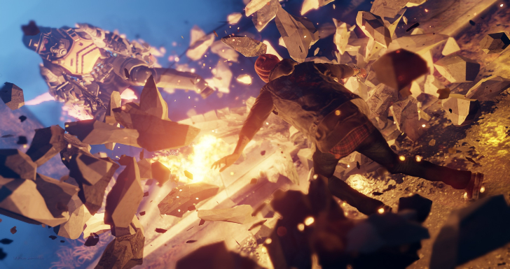 inFamous Second Son PlayStation Now