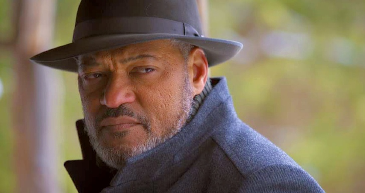 The School For Good and Evil Laurence Fishburne