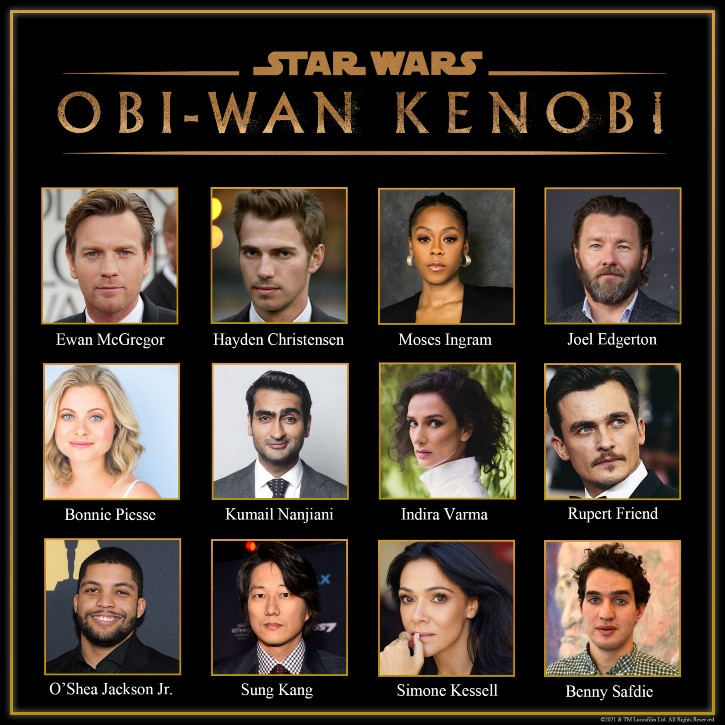 Star Wars Obi Wan Kenobi Casting Announce
